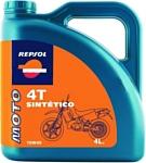 Repsol Moto Sintetico 4T 10W-40 4л