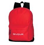 Givova Zaino Scuola B003 red