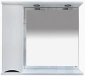 Misty Зеркало Элвис 85 (левый, белый)