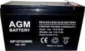 AGM Battery GP 1272 F1