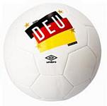 Umbro EC Supporter Ball Germany 20721U-DZN