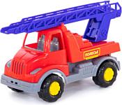 Полесье Леон автомобиль-пожарная спецмашина 52889