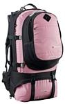 Caribee Jet 75 pink/black (pink/charcoal)