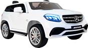 RiverToys Mercedes-Benz GLS63 4WD (белый)