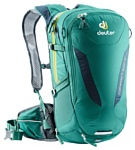 Deuter Compact EXP 12 green (alpinegreen/midnight)