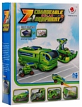 CuteSunlight Toys Factory 2113 Changeable Solar Equipment 7 in 1