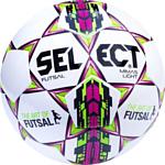 Select Futsal Mimas Light (4 размер, белый/розовый/салатовый)