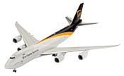 Revell 03912 Boeing 747-8F экспресс-доставки UPS
