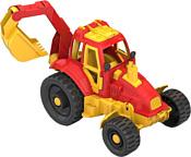 Нордпласт Трактор с ковшом 399