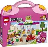 LEGO Juniors 10684 Чемоданчик Супермаркет