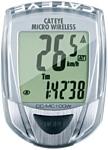 Cateye Micro Wireless Silver (CC-MC100W)