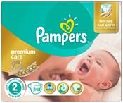 Pampers Premium Care 2 Mini (148 шт.)