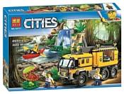 BELA Cities 10711 Передвижная лаборатория в джунглях