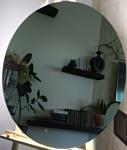 Venzo Зеркало №3 1000 D
