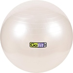Go Fit GF-65BALL (белый, 65 см)