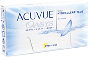 Johnson & Johnson Acuvue Oasys with Hydraclear Plus (от -1,00 до -5,00) 8.8mm