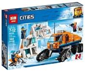 Lepin Cities 02110 Грузовик ледовой разведки