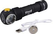 Armytek Wizard Pro Magnet USB XHP50 (белый свет)+18650 Li-Ion