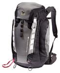 Salewa Mountain Guide 38 ABS black/grey