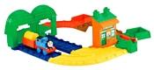 "Thomas & Friends Стартовый набор ""Станция Кнепфорд"" серия My first Thomas CDN18"