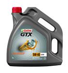 Castrol GTX 5W-40 A3/B4 4л