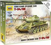 "Звезда Советский танк ""Т-34/85"""
