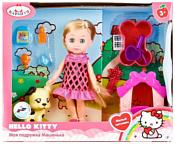 Карапуз Hello Kitty Машенька MARY63001-HK (розовый)