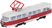 Технопарк Трамвай CT12-463-2-OR-WB