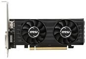 MSI Radeon RX 550 1203Mhz PCI-E 3.0 2048Mb 7000Mhz 128 bit DVI HDMI HDCP LP OC
