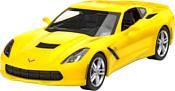 Revell 07449 Автомобиль Easy-click 2014 Corvette Stingray