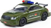 Полесье Военная автоинспекция автомобиль инерционный РБ 49230