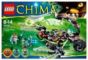 LEGO Legends of Chima 70132 Жалящая машина скорпиона Скорма