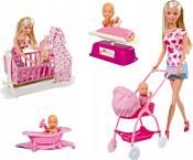 Simba Steffi LOVE New Born Baby Set