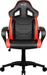 AeroCool AC60C AIR (черный/красный)