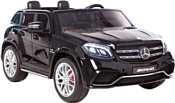 RiverToys Mercedes-Benz GLS63 4WD (черный)