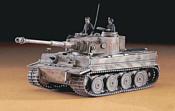 Hasegawa Тяжелый танк Pz.Kpfw VI Tiger Ausf.E