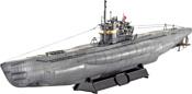 Revell 05100 Немецкая подводная лодка U-Boot Type VII C/41