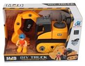 MJD DIY Truck 122-3B Спецтехника Экскаватор