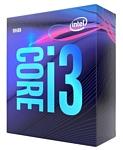 Intel Core i3-9300 Coffee Lake (3700MHz, LGA1151 v2, L3 8192Kb)