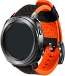 Braloba Hybrid 20 мм (черный/оранжевый)