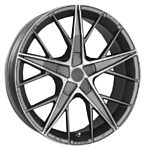 NZ Wheels F-29 6.5x16/5x114.3 D66.1 ET47 BKF
