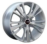 LegeArtis B150 10x19/5x120 D74.1 ET53 Silver