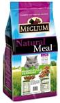 Meglium (3 кг) Cat Adult — Говядина, курица, овощи