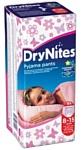 Huggies DryNites 8-15 лет для девочек (9 шт.)