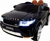RiverToys Range Rover Sport E999KX (черный)