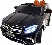 RiverToys Mercedes-Benz E009KX (черный)