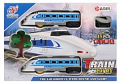 Jin Hong Xin Toys Игровой набор ''Train play set'' JHX9907