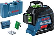 Bosch GLL 3-80 G Professional 0601063Y00 (кейс, лазерная мишень)