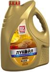 Лукойл Люкс полусинтетическое API SLCF 5W-40 5л