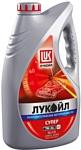 Лукойл Супер полусинтетическое API SG/CD 5W-40 4л